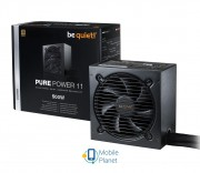 be quiet! be quiet! 500W PURE POWER 11 (BN293) EU