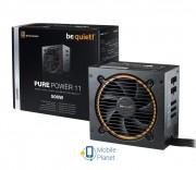 be quiet! be quiet! 500W PURE POWER 11 CM (BN297) EU