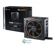 be quiet! be quiet! 600W PURE POWER 11 CM (BN298) EU