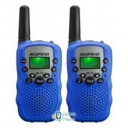 Baofeng MiNi BF-T2 PMR446 Blue (MiNiBFT2_BE)