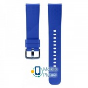 Ремешок Samsung Gear Sport R600/R810 Silicon Blue (ET-YSN60MLEGRU) Госком