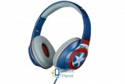 eKids iHome MARVEL, Captain America, Mic (VI-M40CA.11XV7)