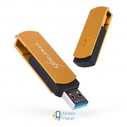 eXceleram 128GB P2 Series Gold/Black USB 3.1 Gen 1 (EXP2U3GOB128)