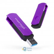 eXceleram 128GB P2 Series Grape/Black USB 3.1 Gen 1 (EXP2U3GPB128)