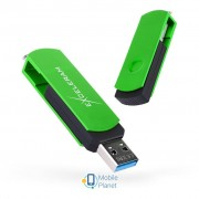 eXceleram 128GB P2 Series Green/Black USB 3.1 Gen 1 (EXP2U3GRB128)