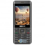 Maxcom MM236 Black-Gold (5908235974088)