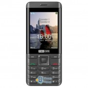 Maxcom MM236 Black-SIlver (5908235974071)
