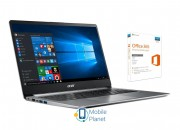 Acer Swift 1 N4000/4GB/64+120SSD/Win10 IPS FHD Серебрянный (SF114 || NX.GXHEP.005-120SSD M.2)