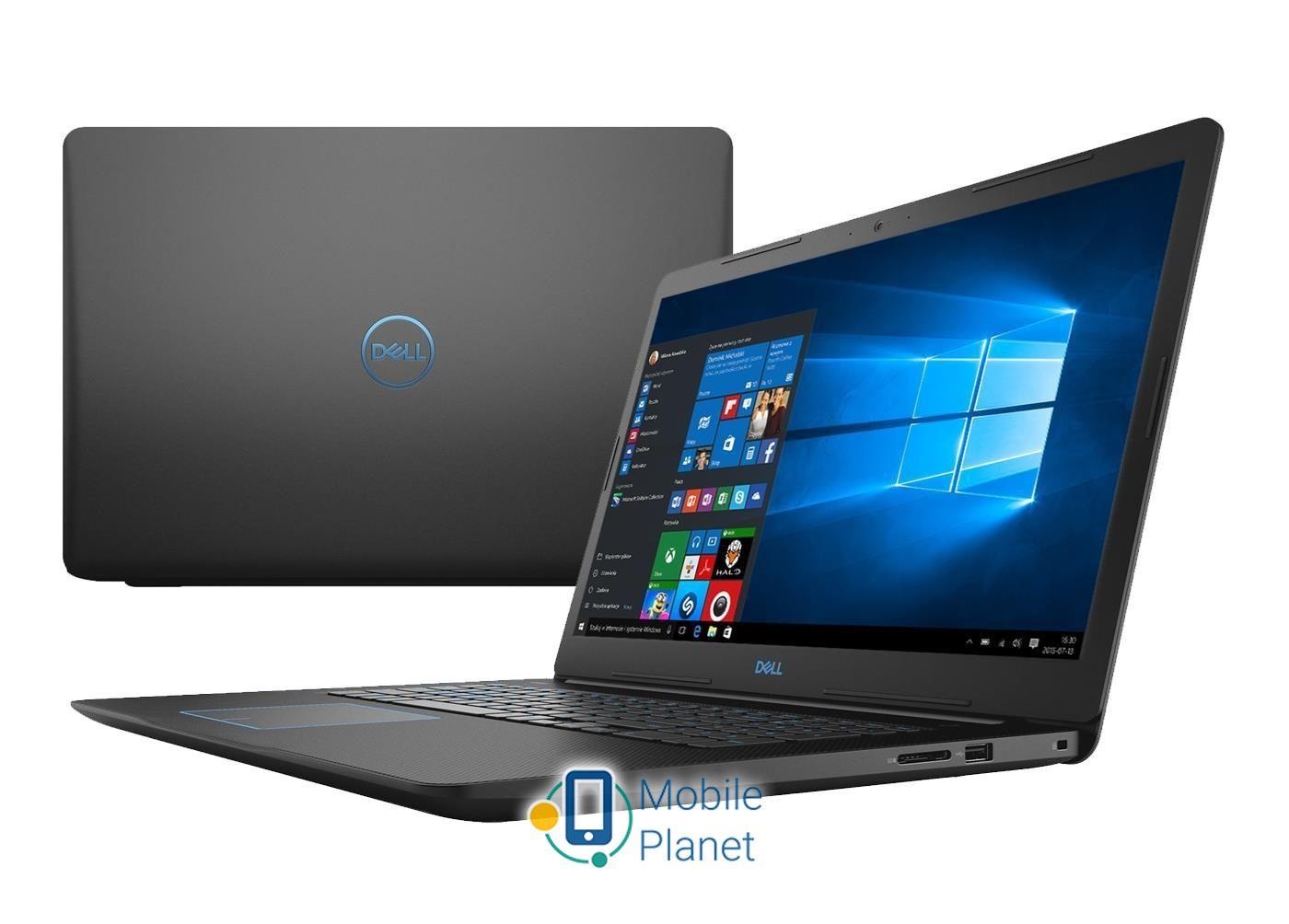 Dell Inspiron G3 i7-8750H/16GB/480+1000/Win10 GTX1050Ti  (Inspiron0681V-480SSD M 2 PCie (Inspiron 3779))