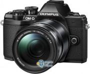 Olympus E-M10 mark III 14-150 II Kit Black/Black (V207070BE010)