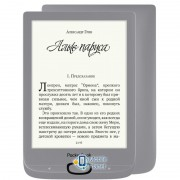 PocketBook 616, Matte Silver (PB616-S-CIS)