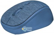 Trust YVI Fabric Wireless Mouse Blue (22629)