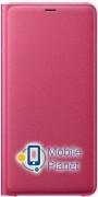 Чехол-книжка Samsung Flip Wallet Leather Cover Pink A9 2018 (EF-WA920PPEGRU) Госком