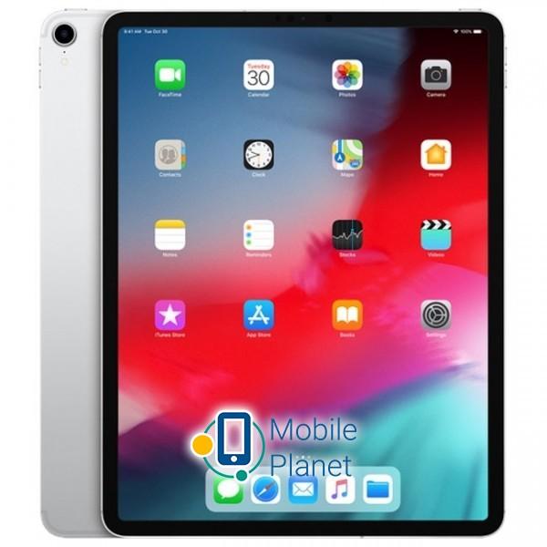 Apple iPad Pro 2018 12.9 Wi-Fi 512GB Silver (MTFQ2)