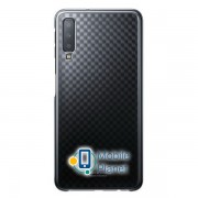 Чехол Samsung Gradation Cover Black A7 2018 (EF-AA750CBEGRU) Госком