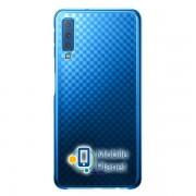 Чехол Samsung Gradation Cover Blue A7 2018 (EF-AA750CLEGRU) Госком