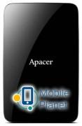 Apacer AC233 500GB USB 3.0 Black (AP500GAC233B-S)