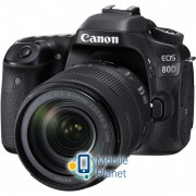 Canon EOS 80D 18-135 IS nano USM KIT (1263C040AA)