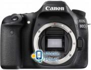Canon EOS 80D Body (1263C031AA)