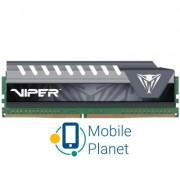 DDR4 8GB 2400 MHz Viper Elite Gray Patriot (PVE48G240C6GY)