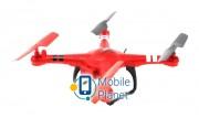 Квадрокоптер р/у WL Toys Q222K Spaceship с барометром и камерой Wi-Fi (красный) (WL-Q222K-R)