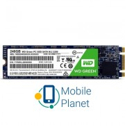 M.2 2280 240GB Western Digital (WDS240G2G0B)