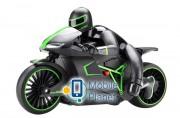 Мотоцикл р/у 1:12 Crazon 333-MT01 (зеленый) (CZ-333-MT01Bg)