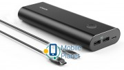 Anker PowerCore+ 20100 USB-C V3 Black (A1371H12)