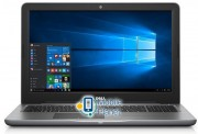 DELL INSPIRON 15 5000 SERIES (5567) i5567-7526GRY-PUS (I7-7500U / 8GB RAM / 256GB SSD / INTEL HD GRAPHICS / HD / WIN10)