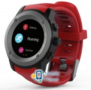 ERGO Sport GPS HR Watch S010 Red (GPSS010R)