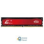 DDR3 4GB/1600 Team Elite Plus Red (TPRD34G1600HC1101)