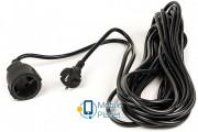 PowerPlant JY-3021/10 (PPEA08M100S1) 1 розетка, 10 м, черный