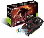 Asus GeForce GTX 1050 Ti Cerberus OC 4GB GDDR5 (128 Bit) DVI-D, HDMI, DisplayPort, BOX (CERBERUS-GTX1050TI-O4G) EU