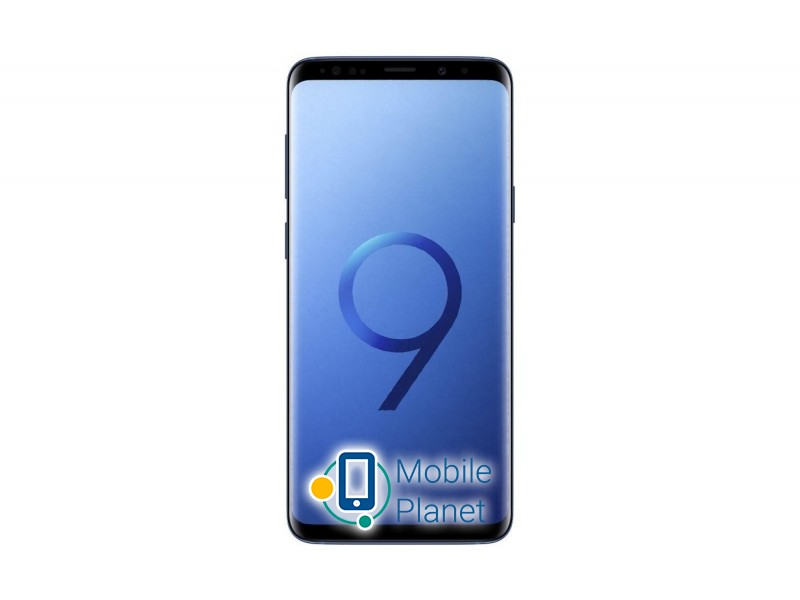 Samsung Galaxy S9 Plus Duos 256Gb Coral Blue (SM-G965FD)