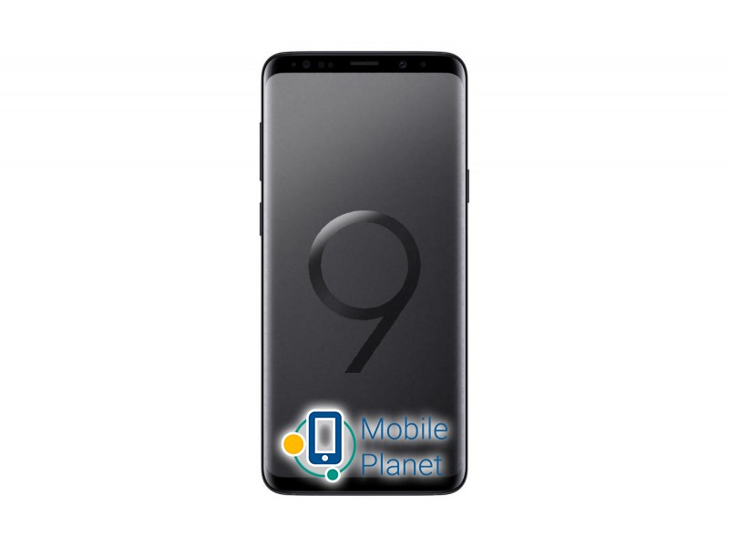 samsung galaxy s9 plus duos 256gb midnight black. Black Bedroom Furniture Sets. Home Design Ideas