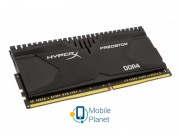 HyperX 16GB 3333MHz Predator CL16 Black (2x8192) (HX433C16PB3K2/16) EU