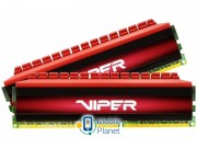 Patriot 8GB 3000MHz Viper 4 CL16 (2x4096) (PV48G300C6K) EU