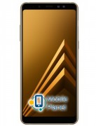 Samsung Galaxy A8 Plus Duos 2018 Gold (SM-A730F)