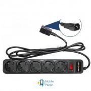 LogicPower LP-X5-UPS 2.0м, 0,75mm2, 10A (2753)