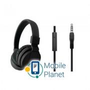 Наушники Vinga HSM035 Black New Mobile (HSM035BK New)