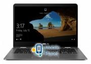 Asus ZenBook Flip 14 UX461UA (UX461UA-E1012T) (90NB0GG1-M00210) Gray