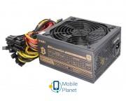 Kenweiipc KW-1300PG, ATX, PFC, 14cm fan, КПД >80%, bulk