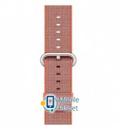 Ремешок Apple 42mm Space Orange/Anthracite Woven Nylon Model (MNKF2ZMA)