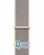 Ремешок Apple Woven Nylon 38mm Pink (MQW02)