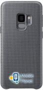 Чехол Samsung Hyperknit Cover S9 (EF-GG960FJEGRU) Gray