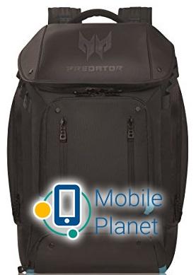 Купити Acer Predator Gaming Utility Backpack with teal blue PBG591 (NP.BAG1A.288) в Одесі Києві Харкові дешева ціна зі складу інтернет-магазин Mobileplanet
