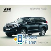 Pod Mishkou Toyota Land Cruiser