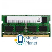 SoDIMM DDR3 8GB 1600 MHz Golden Memory (GM16S11/8)