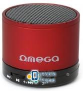 Omega Bluetooth OG47R red