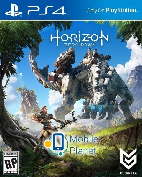 guerrilla games Horizon: Zero Dawn Complete Edition RUS (PS4)